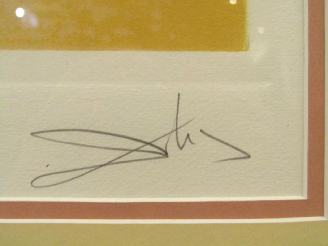 After Salvador Dali - Lithograph - 5
