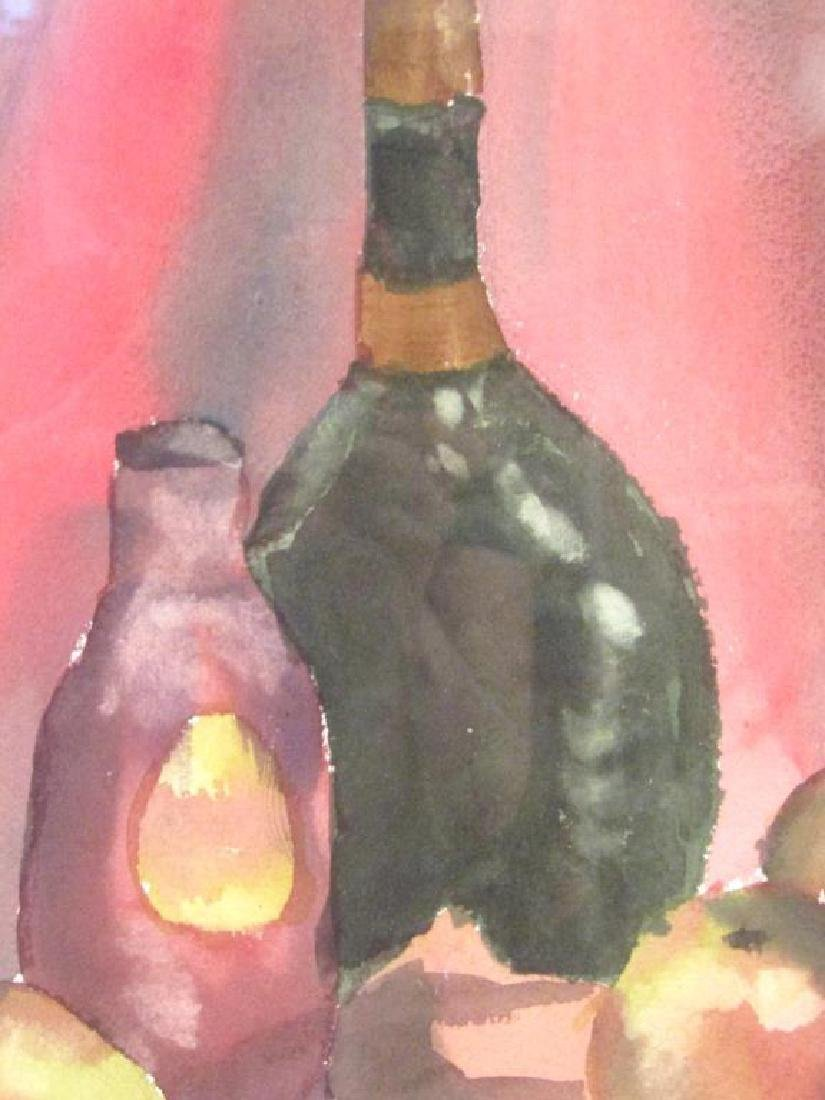 Signed Gage - Watercolor - 3