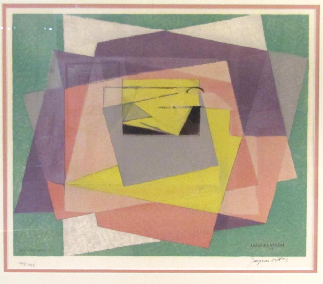 Jacques Villon - Lithograph