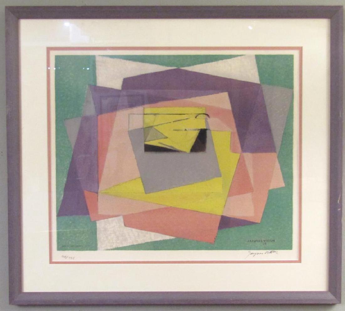 Jacques Villon - Lithograph - 2