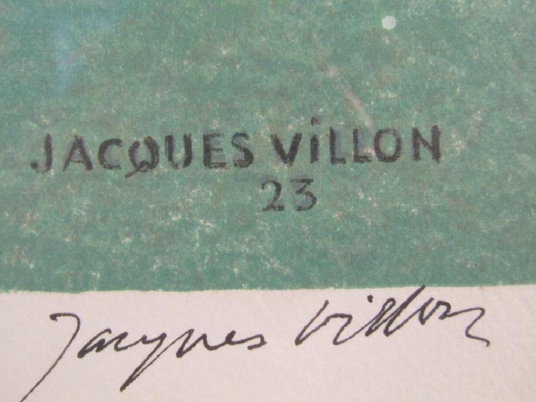 Jacques Villon - Lithograph - 6