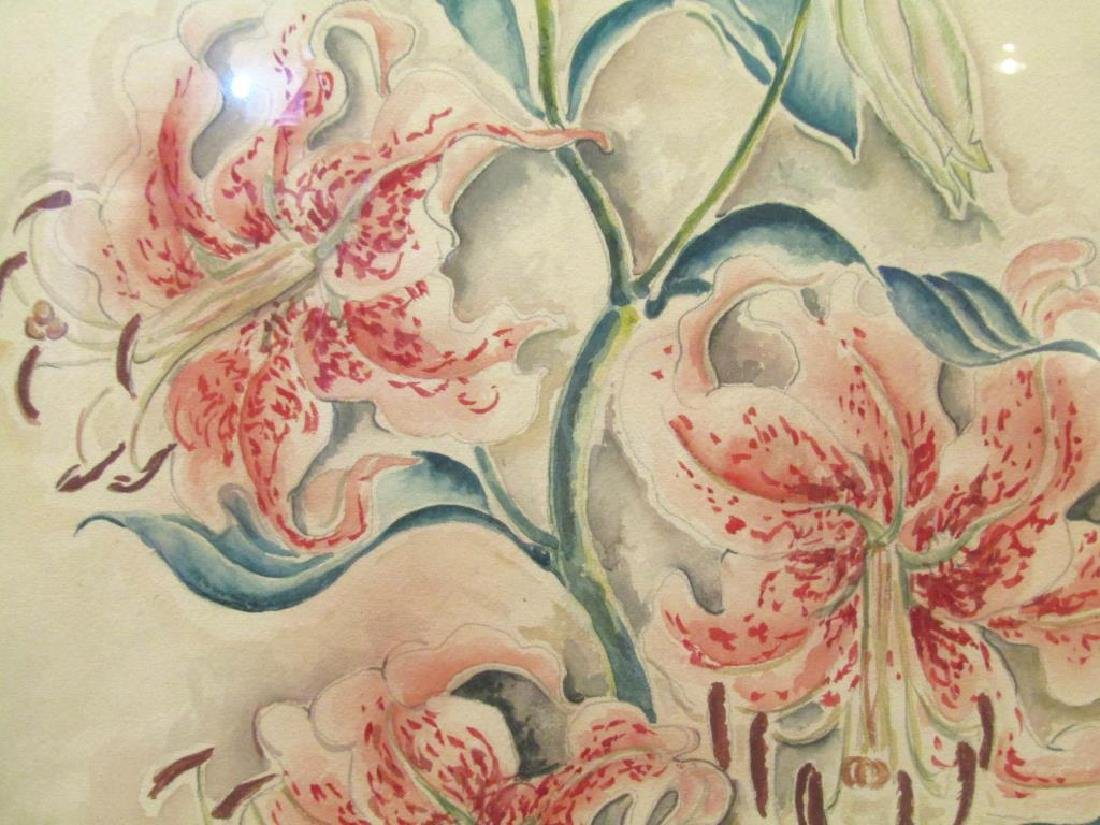 Edythe Ferris (American, b. 1897) - Watercolor - 3