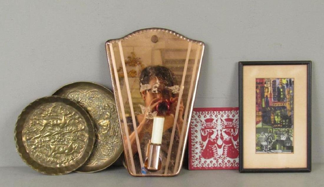 Assorted Decorative Articles