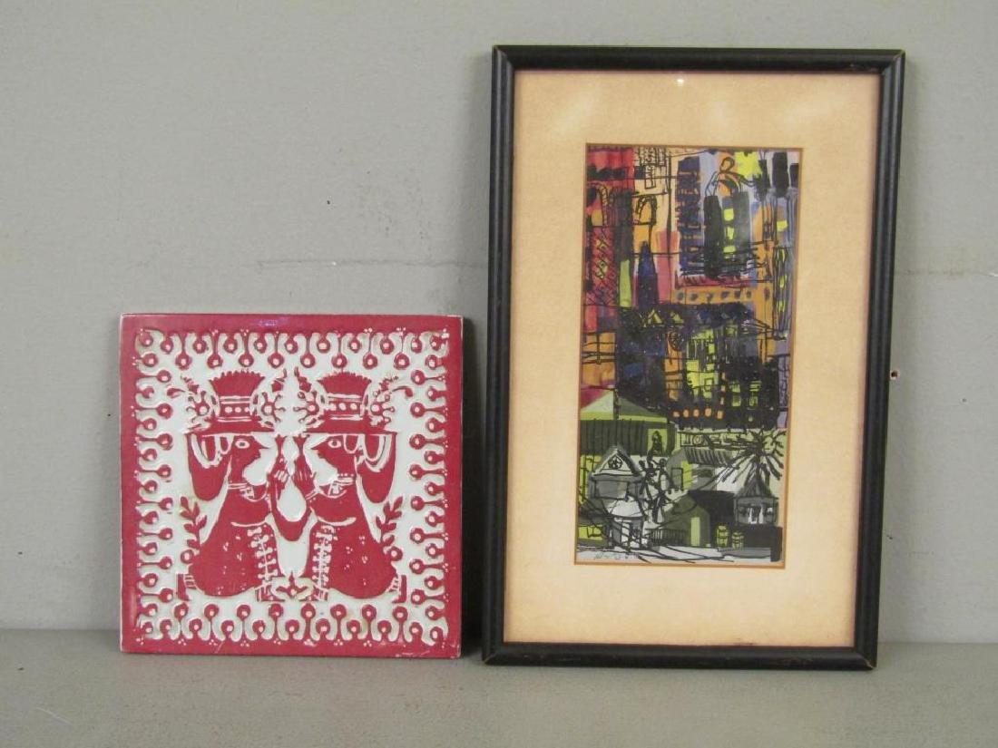 Assorted Decorative Articles - 4