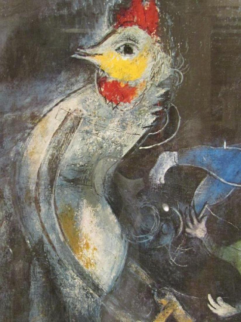 Signed Marc Chagall Poster - 3