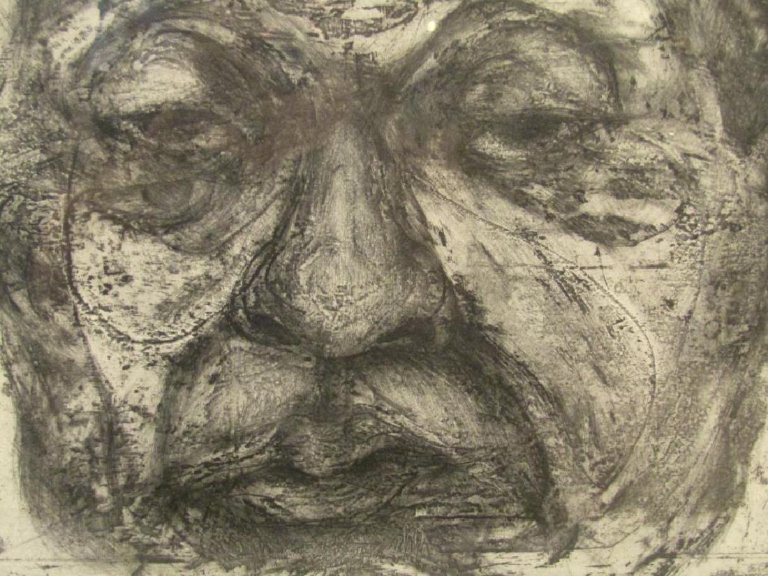 Munio Makuuchi (American, 1934-2000) - Etching - 3