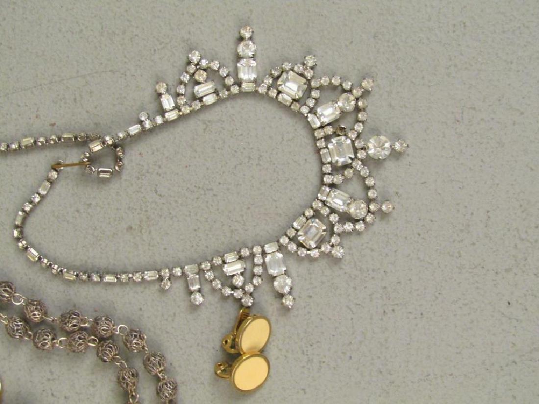Assorted Costume Jewelry - 6
