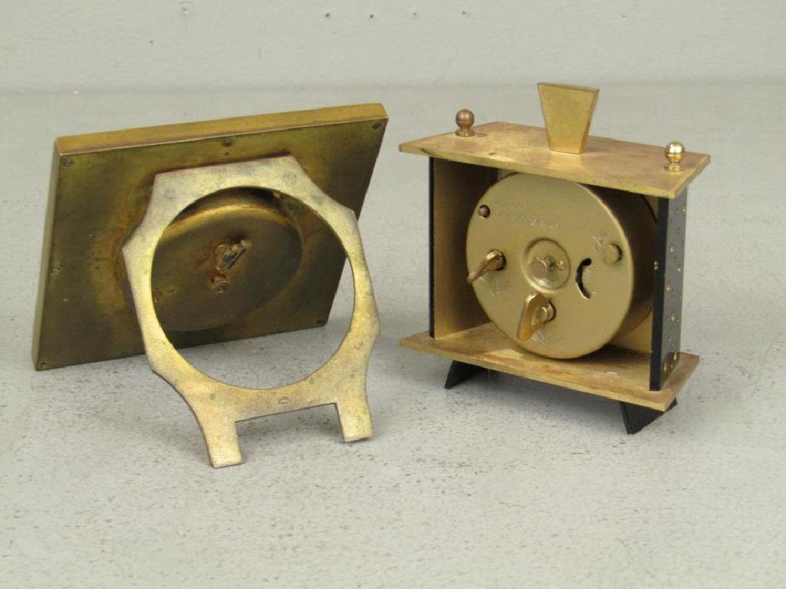 2 Table Top Clocks - 2