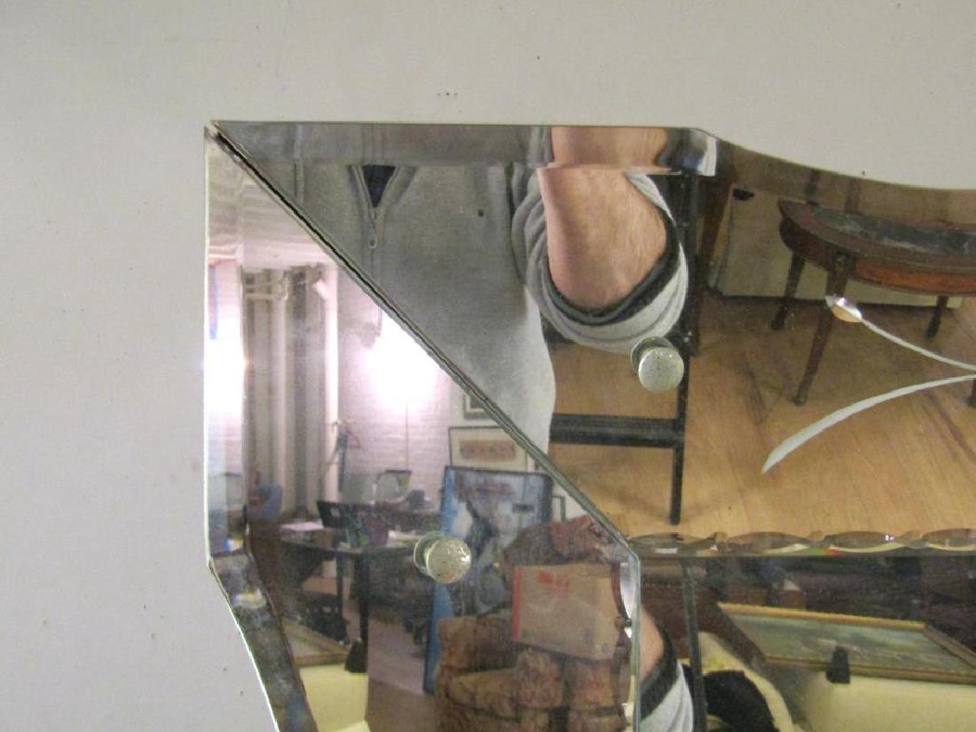 Mid Century / Art Deco Large Mirror - 3