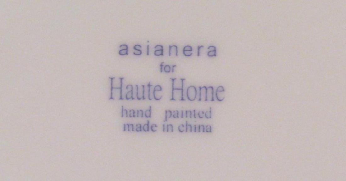 Asianera Porcelain Dishes - 3