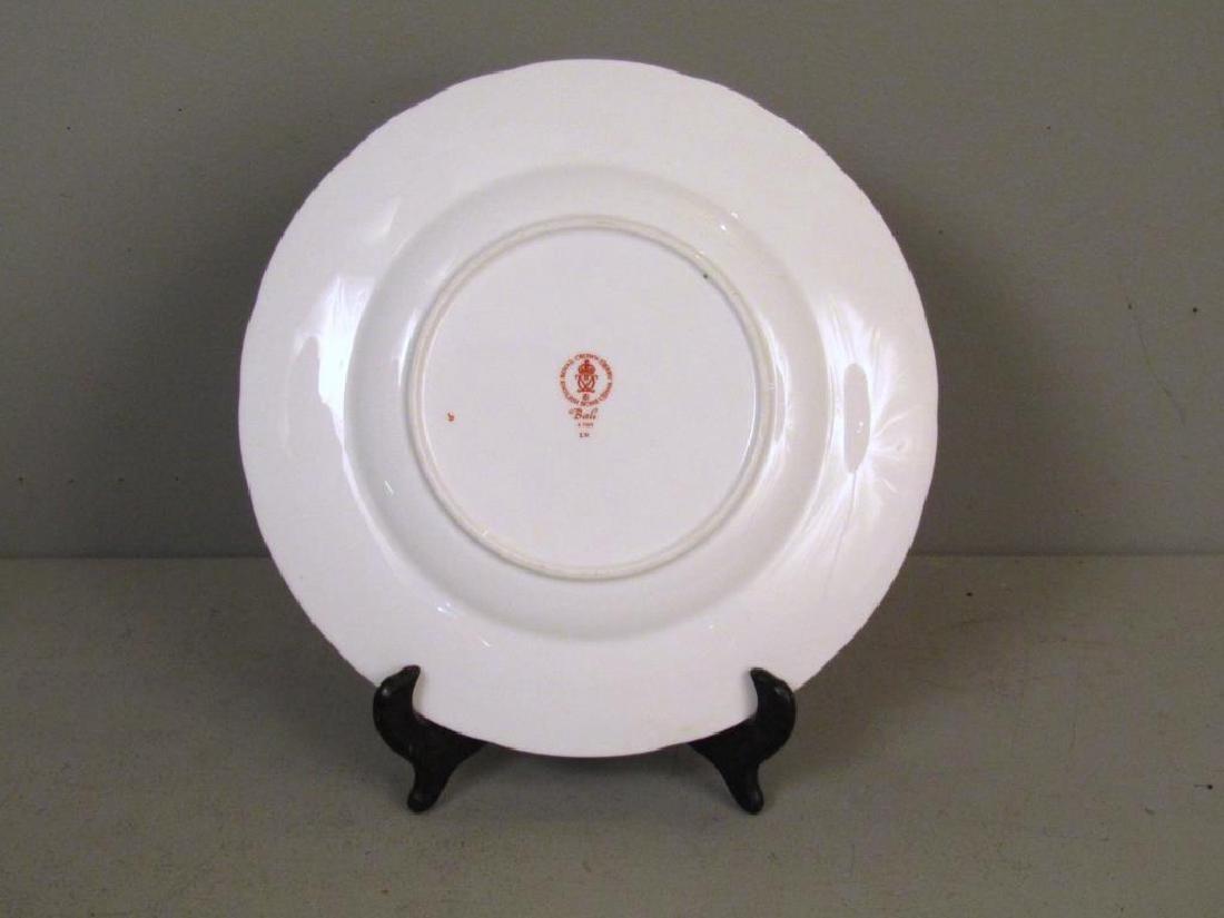 Royal Crown Derby Porcelain Dish Set - 4