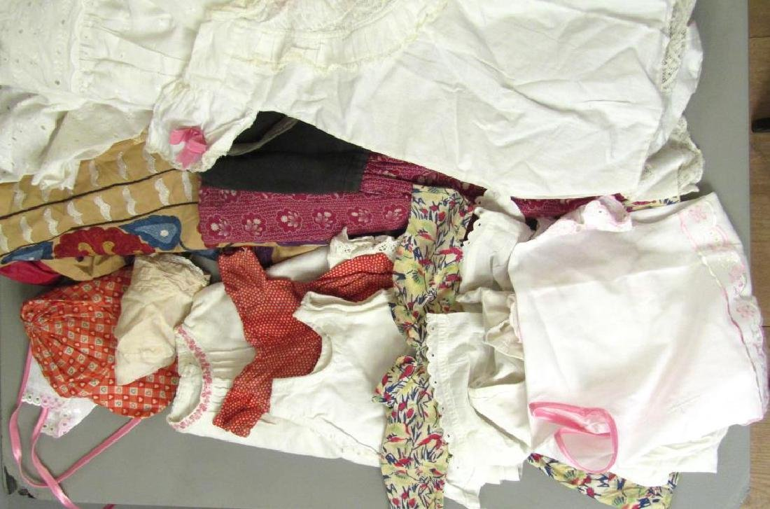 Assorted Vintage Russian and Tibetan Clothing - 2