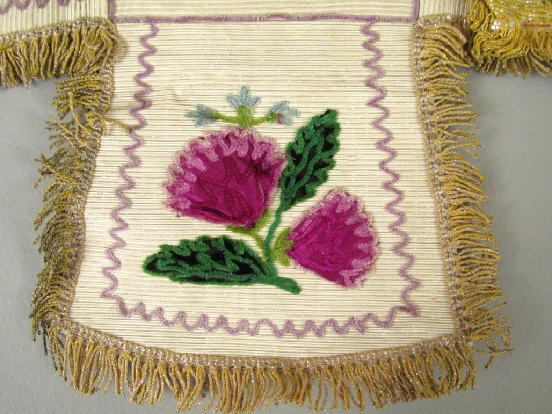Assorted Religious Textiles and Pillow - 7