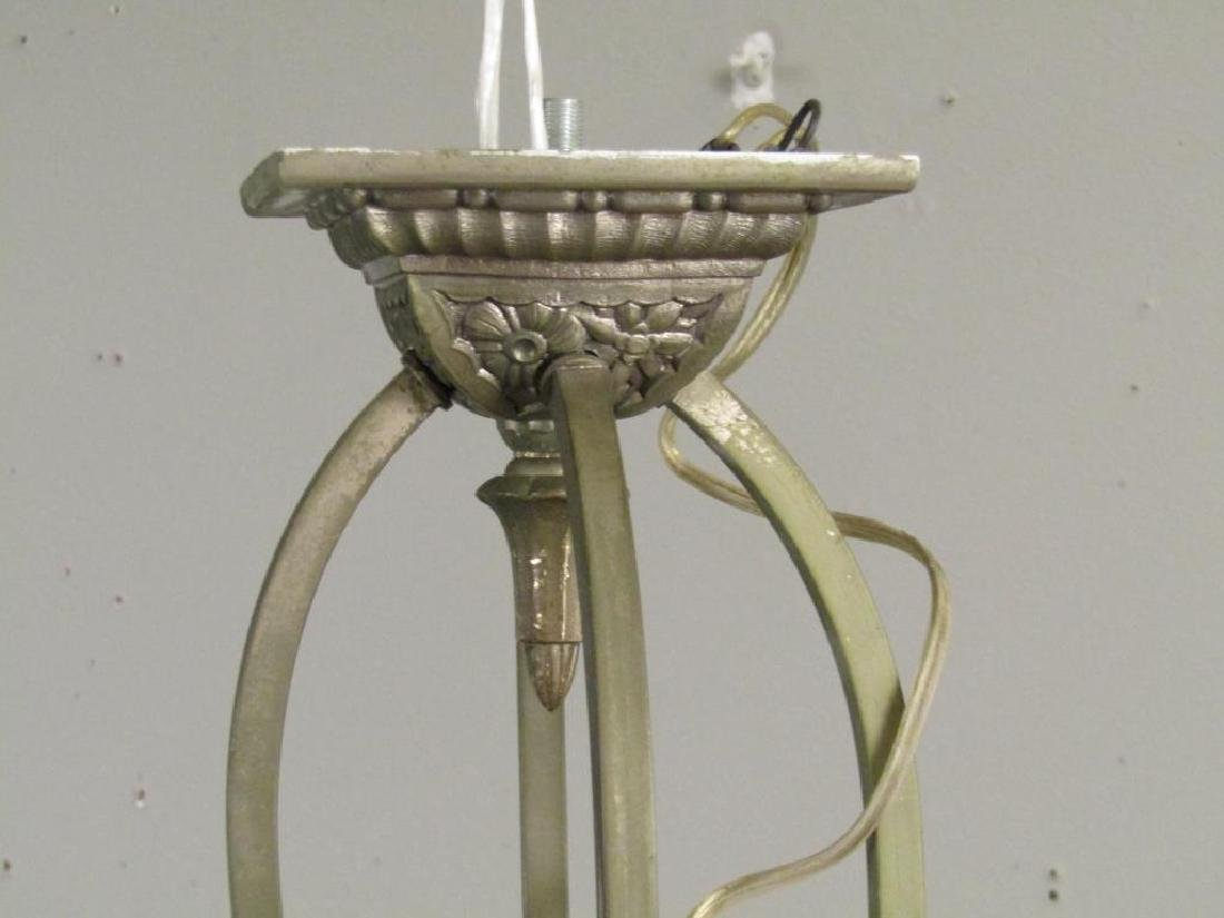 Art Deco Gilles 8 Light Chandelier - 4