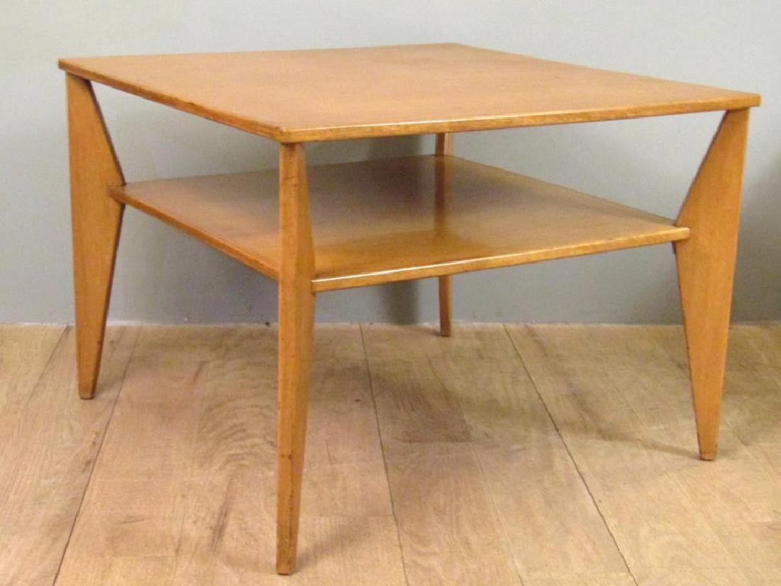 Pair Mid Century Lamp Tables - 4