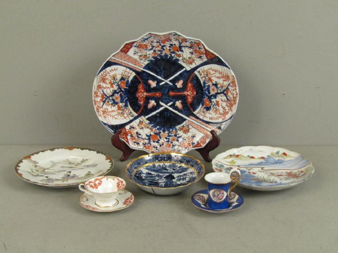 Assorted Porcelain Articles