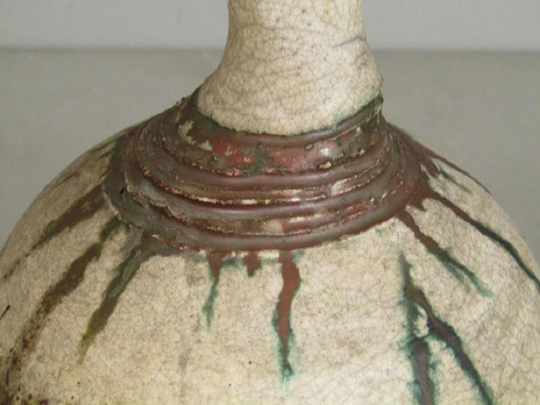 Mid Century Ceramic Vase - 4
