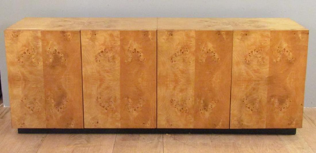 Modern Veneered Sideboard Cabinet
