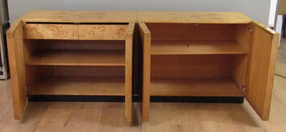 Modern Veneered Sideboard Cabinet - 4