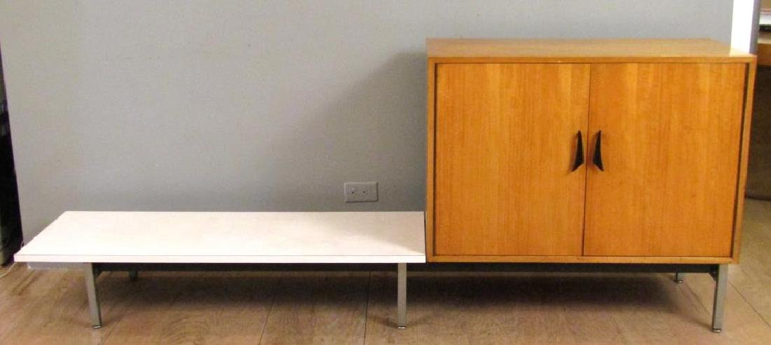 Herman Miller Style Cabinet and Dais