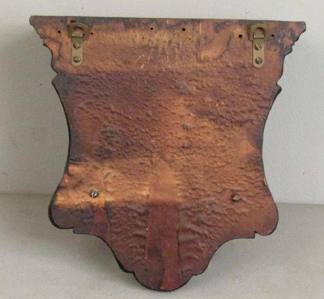 Antique Carved Wood Bracket - 5