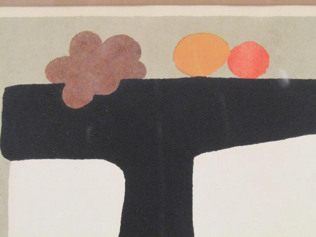Edward Landon (American, 1911-1984) - Lithograph - 3