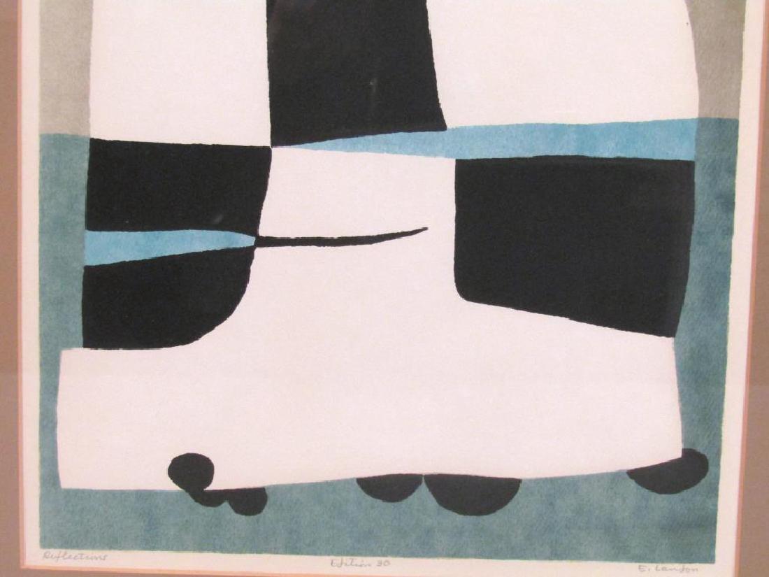 Edward Landon (American, 1911-1984) - Lithograph - 4