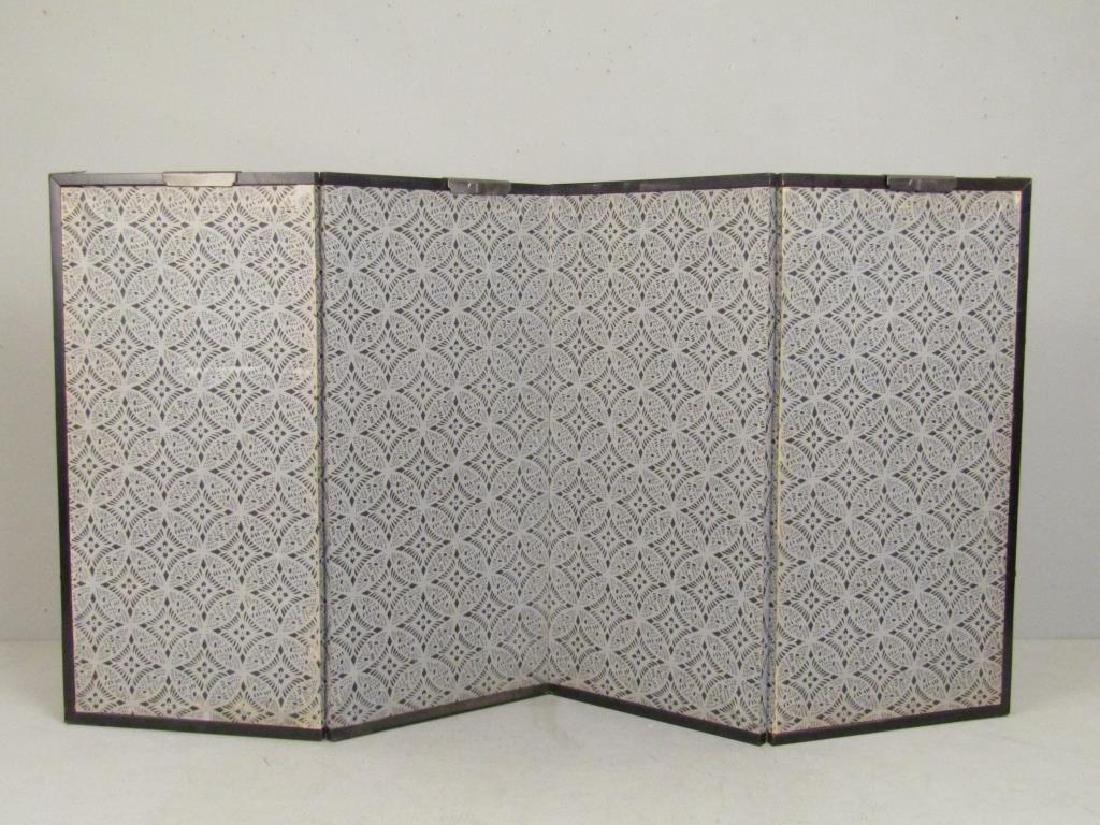 Japanese Folding Table Screen - 8