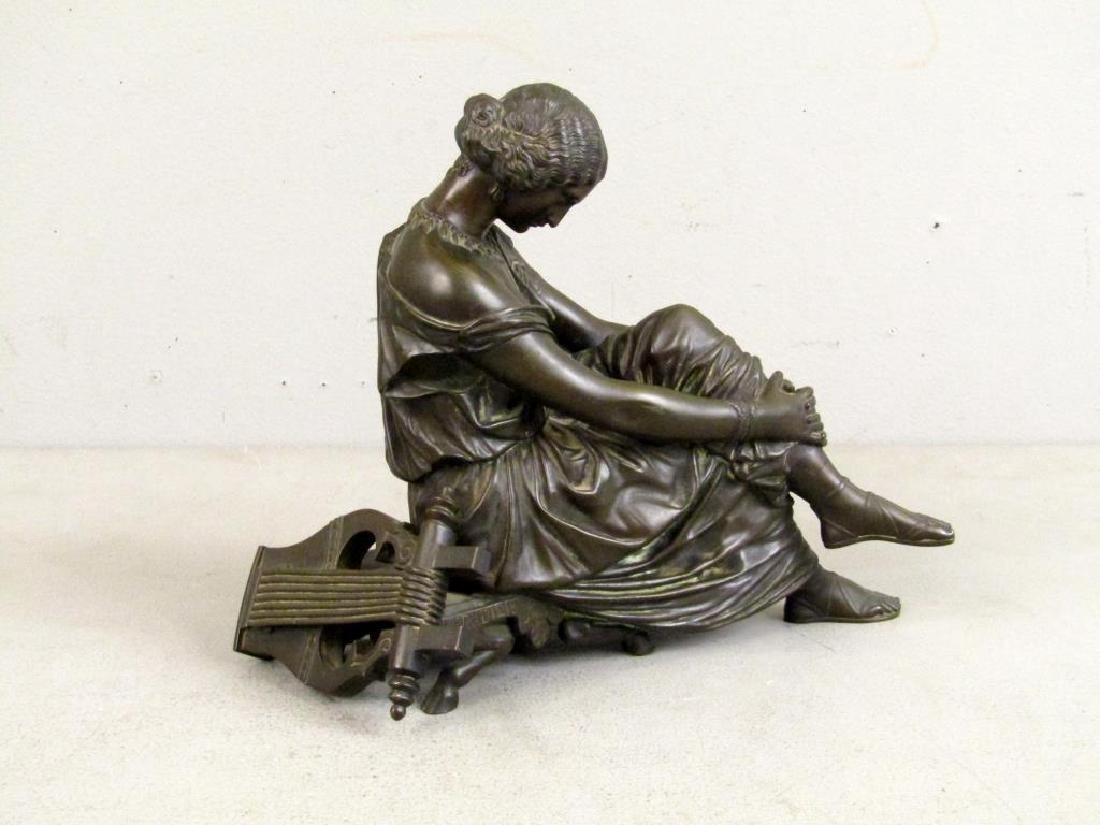 After Jean Jacques Pradier - Bronze