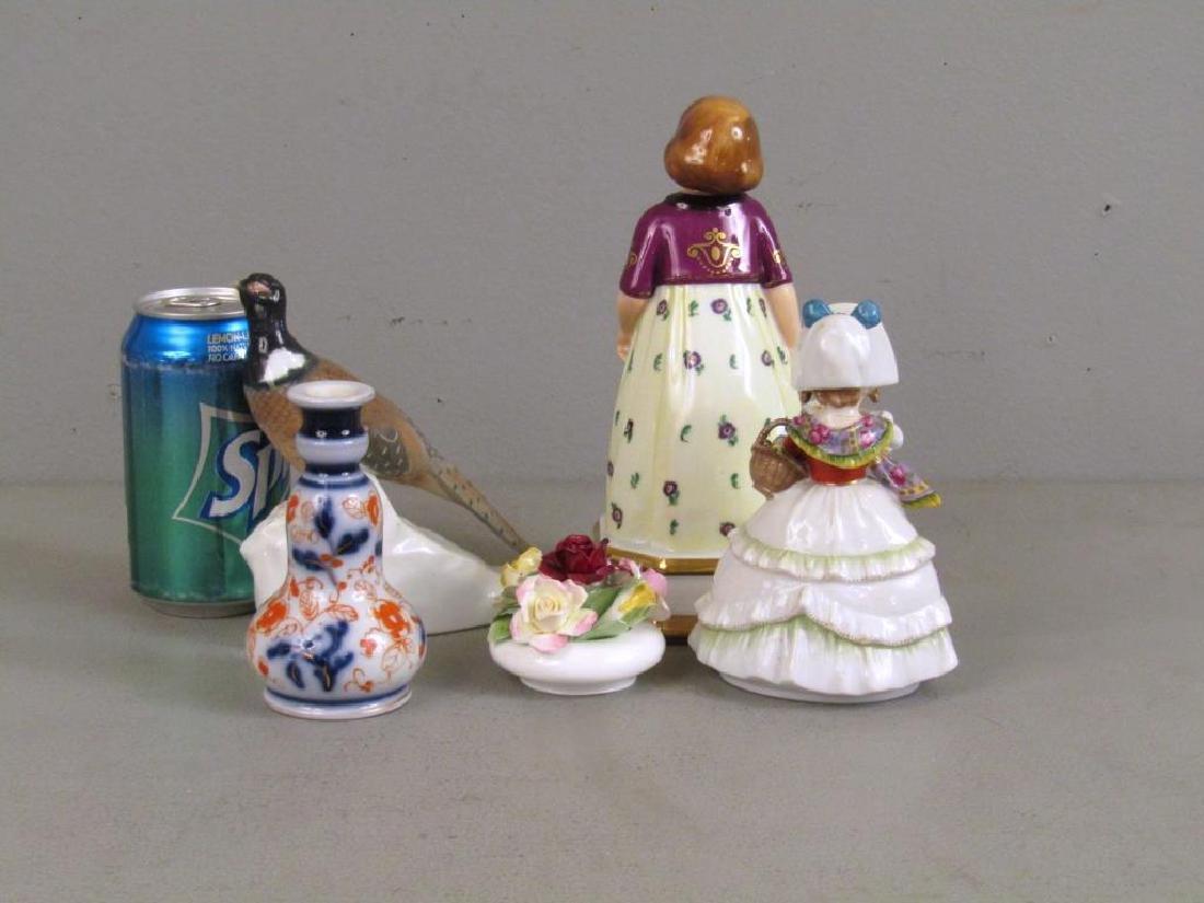 Assorted Porcelain Articles - 2
