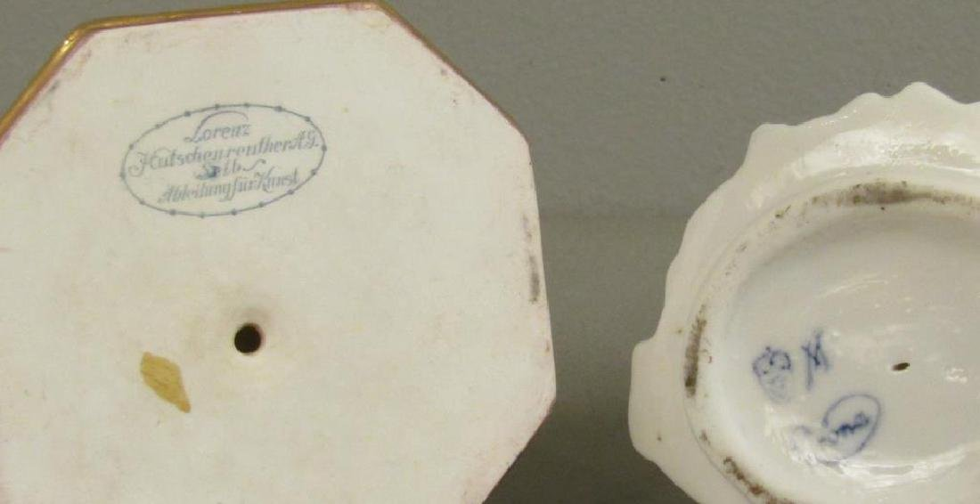 Assorted Porcelain Articles - 4