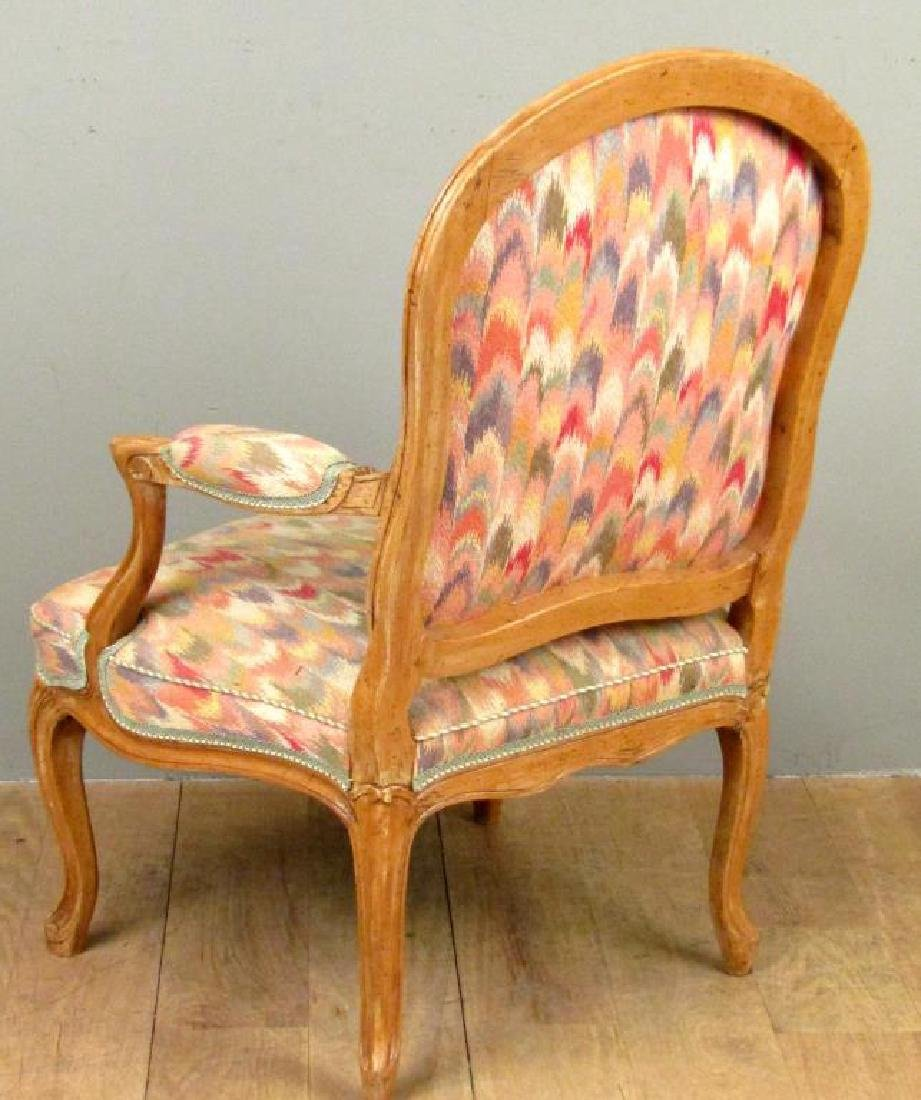 Louis XV Style Fauteuil - 2