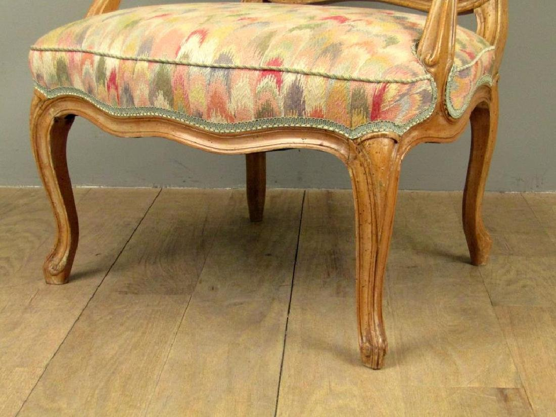 Louis XV Style Fauteuil - 6