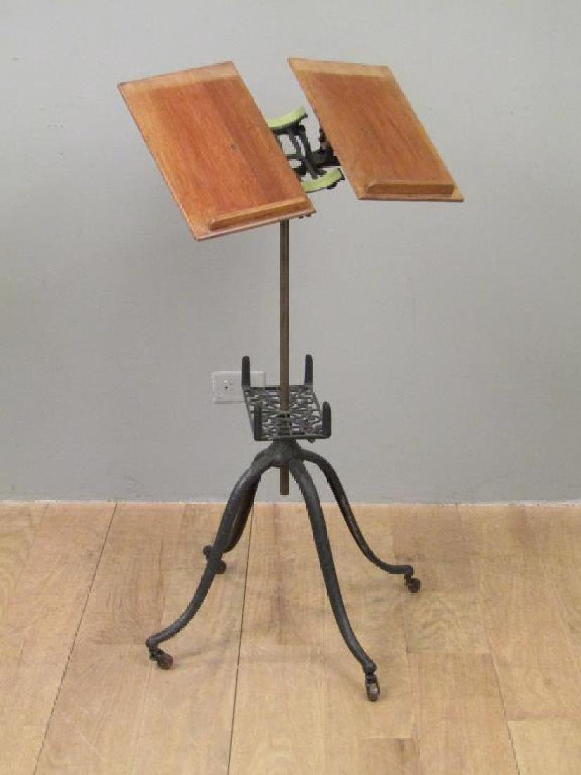 Victorian Adjustable Book Stand