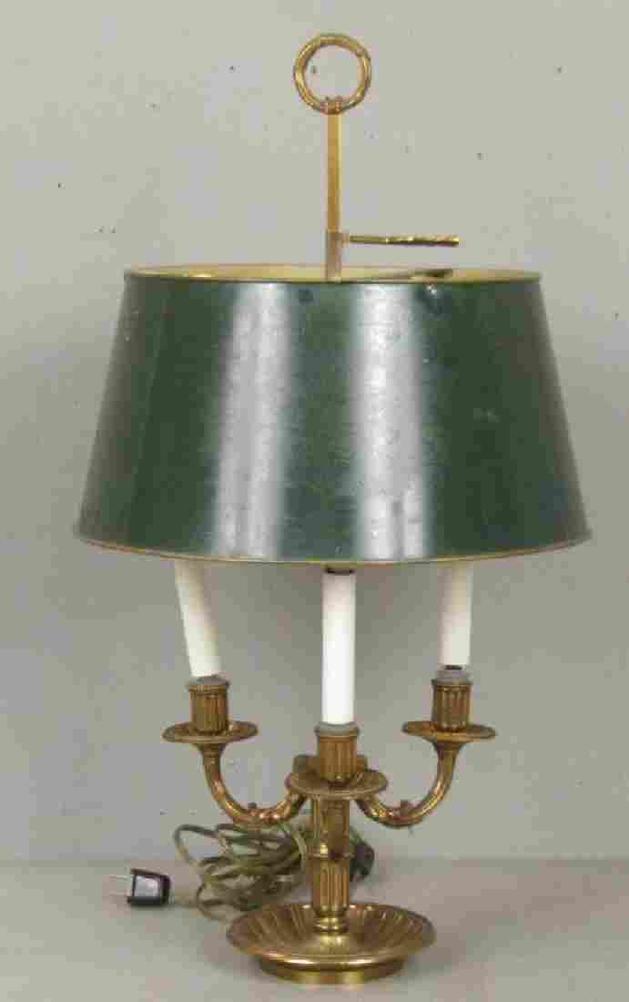 French Style Boulliotte Lamp