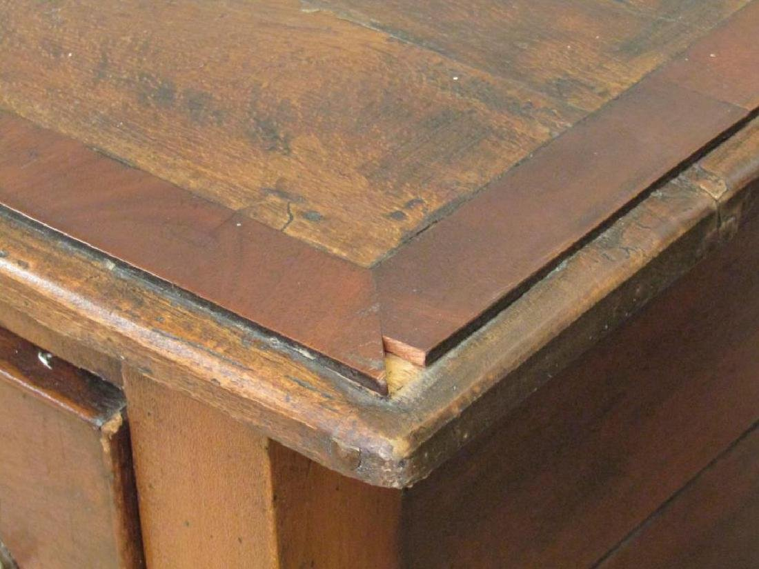 Antiqued English - Welsh Dresser / Sidebaord - 4
