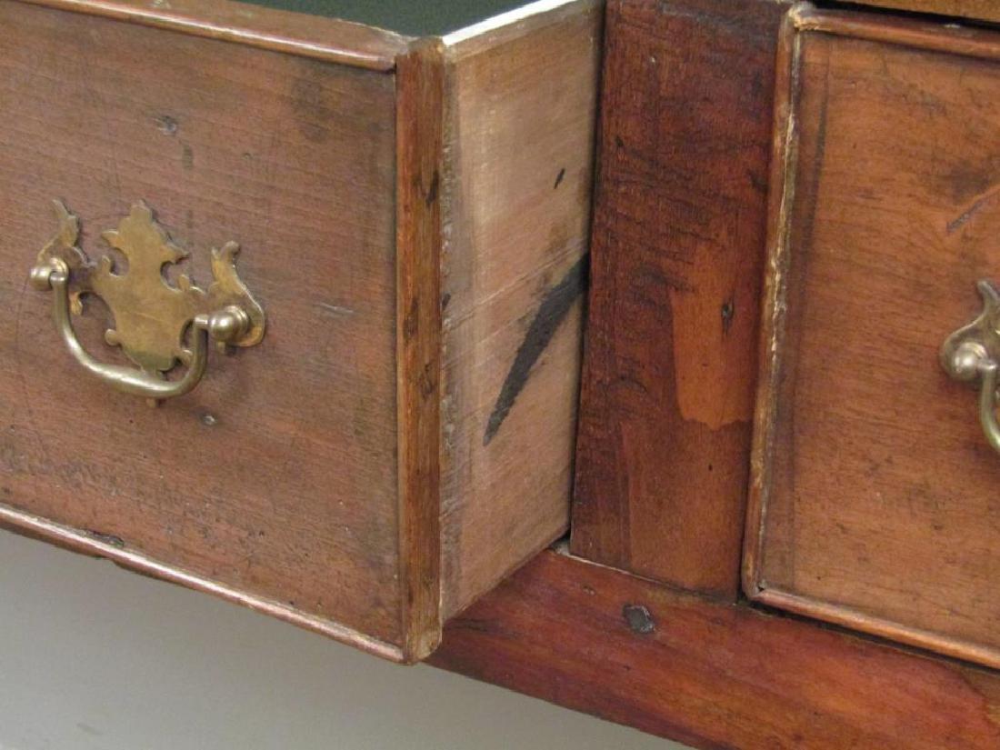 Antiqued English - Welsh Dresser / Sidebaord - 5
