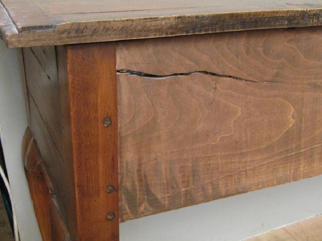 Antiqued English - Welsh Dresser / Sidebaord - 7