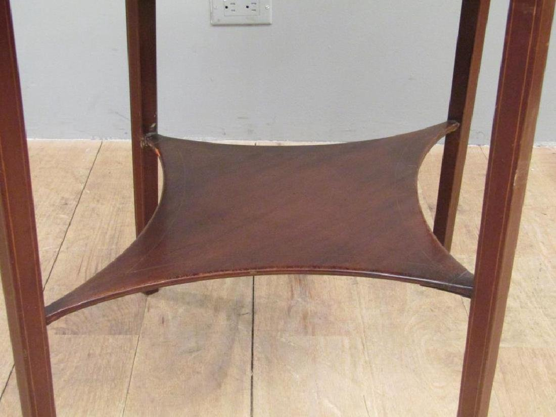 Dutch Marquetry Inlaid Table - 4