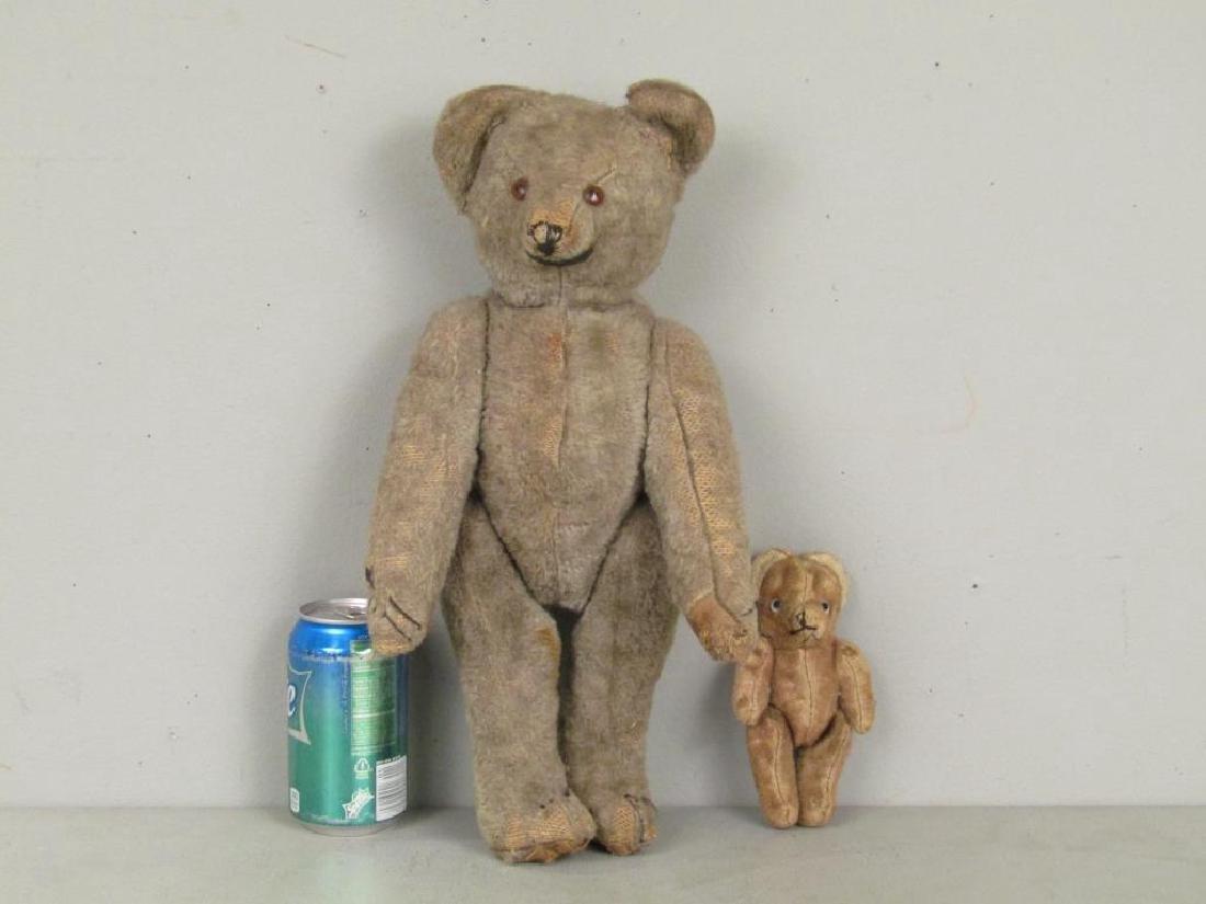 2 Vintage German Toy/Teddy Bears - 3
