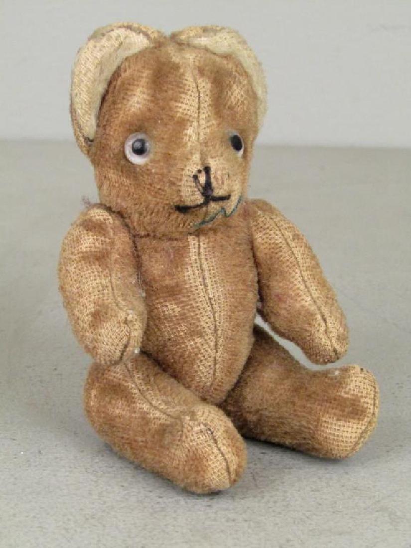 2 Vintage German Toy/Teddy Bears - 8
