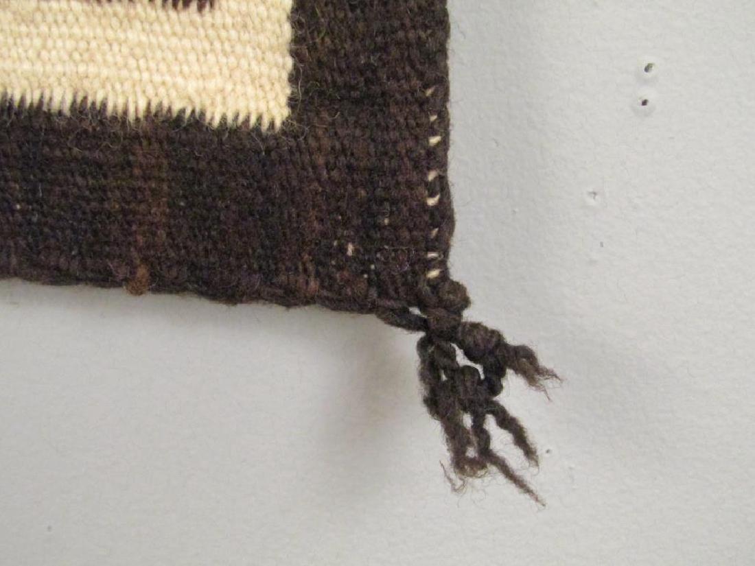 Navajo Woven Wall Hanging - 4
