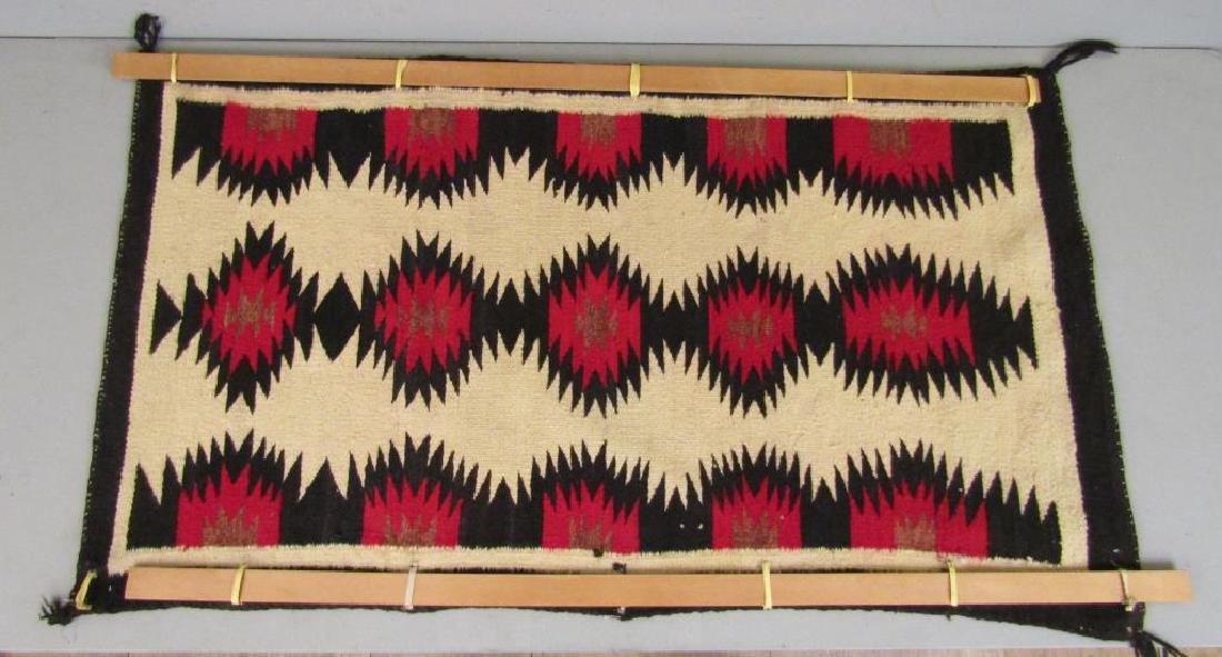 Navajo Woven Wall Hanging - 5
