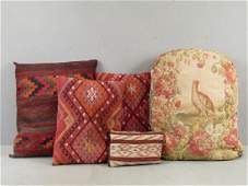 5 Pillows