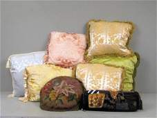 Large Lot of Pillows