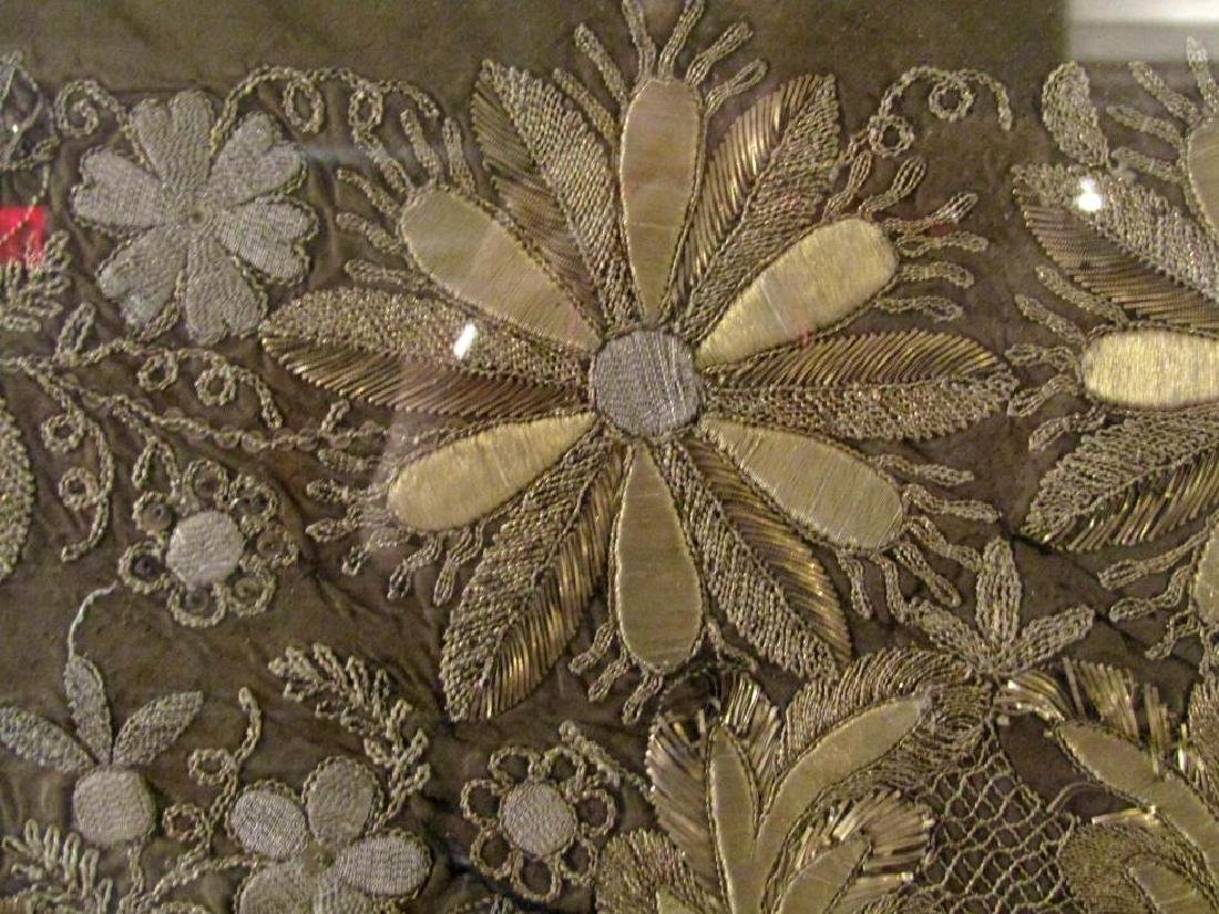 Vintage Russian Embroidery / Banner - 4