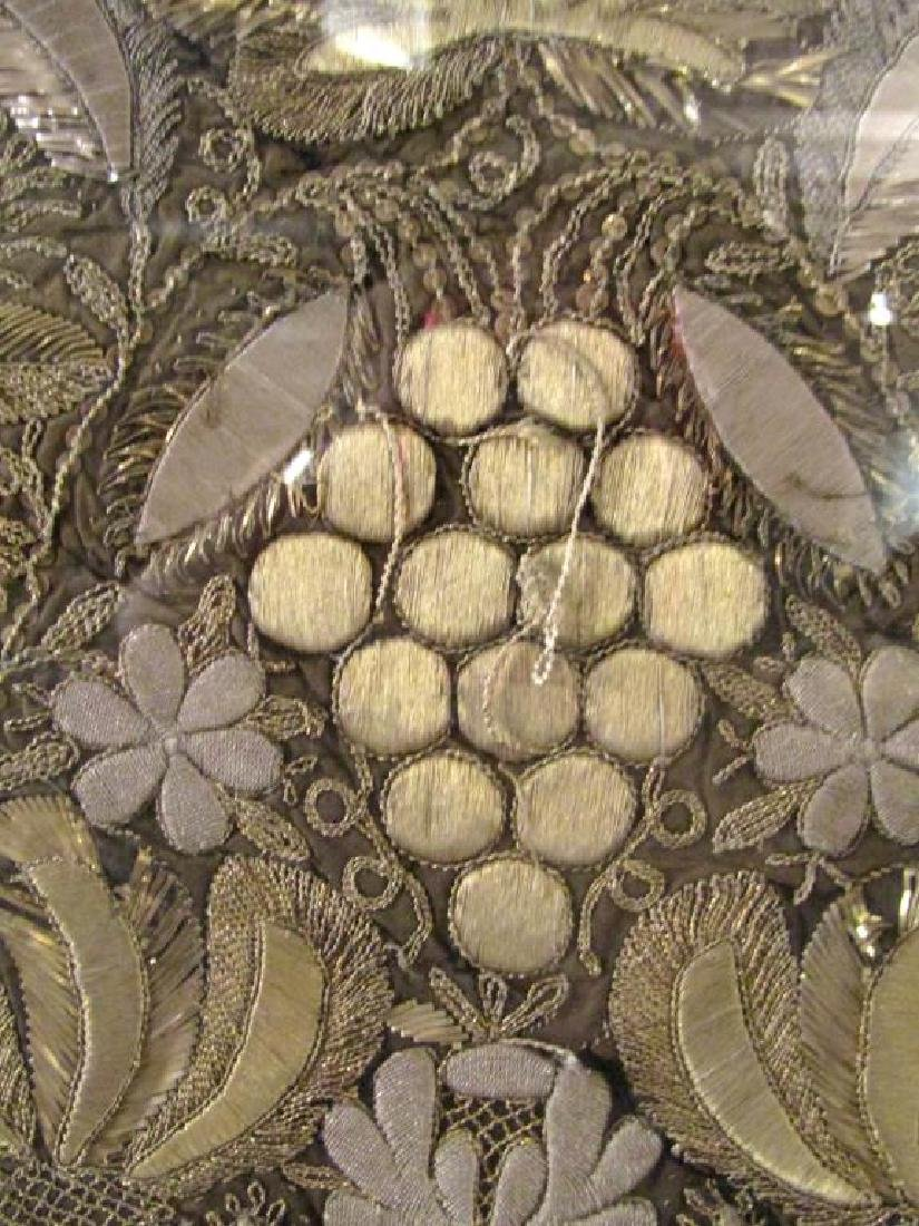Vintage Russian Embroidery / Banner - 5