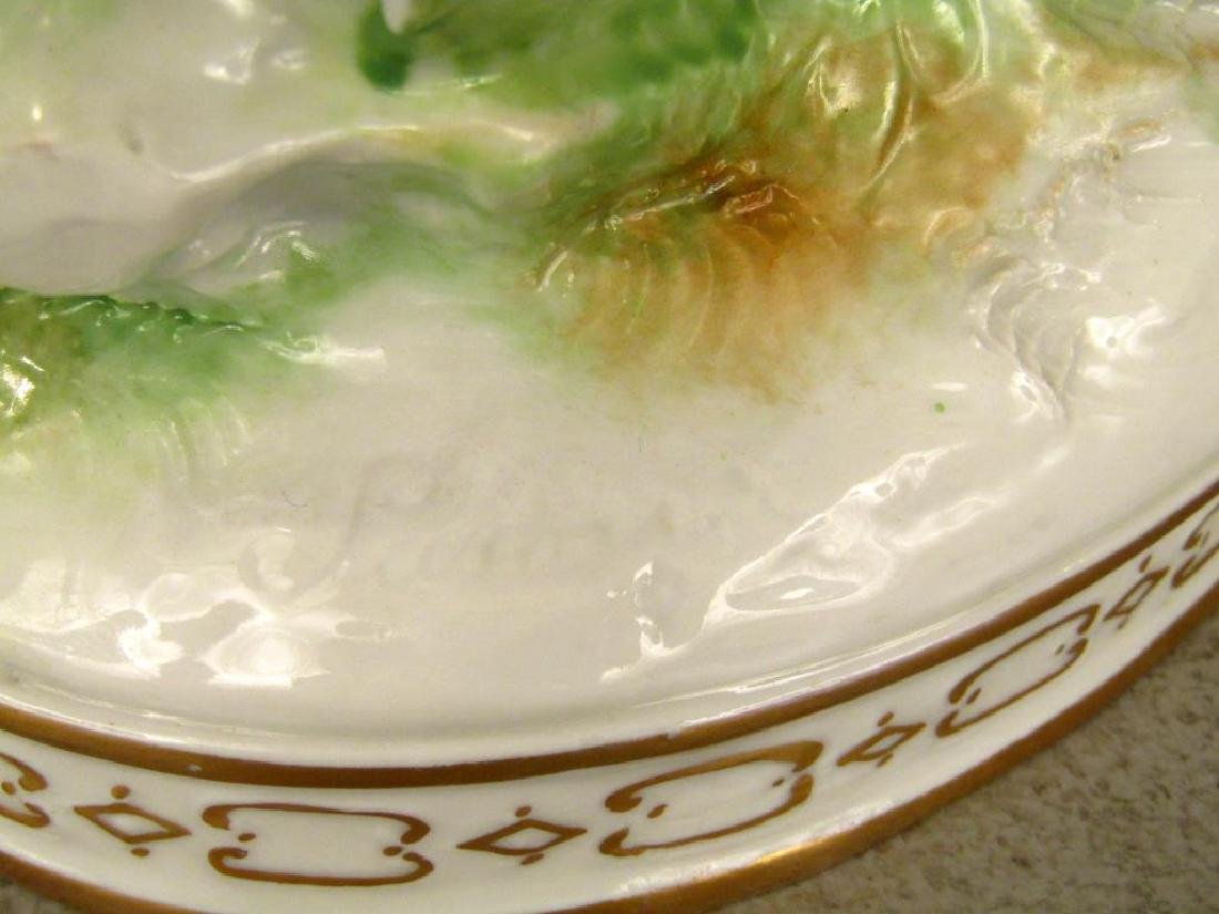 Vienna Porcelain Group - Courting Couple - 6