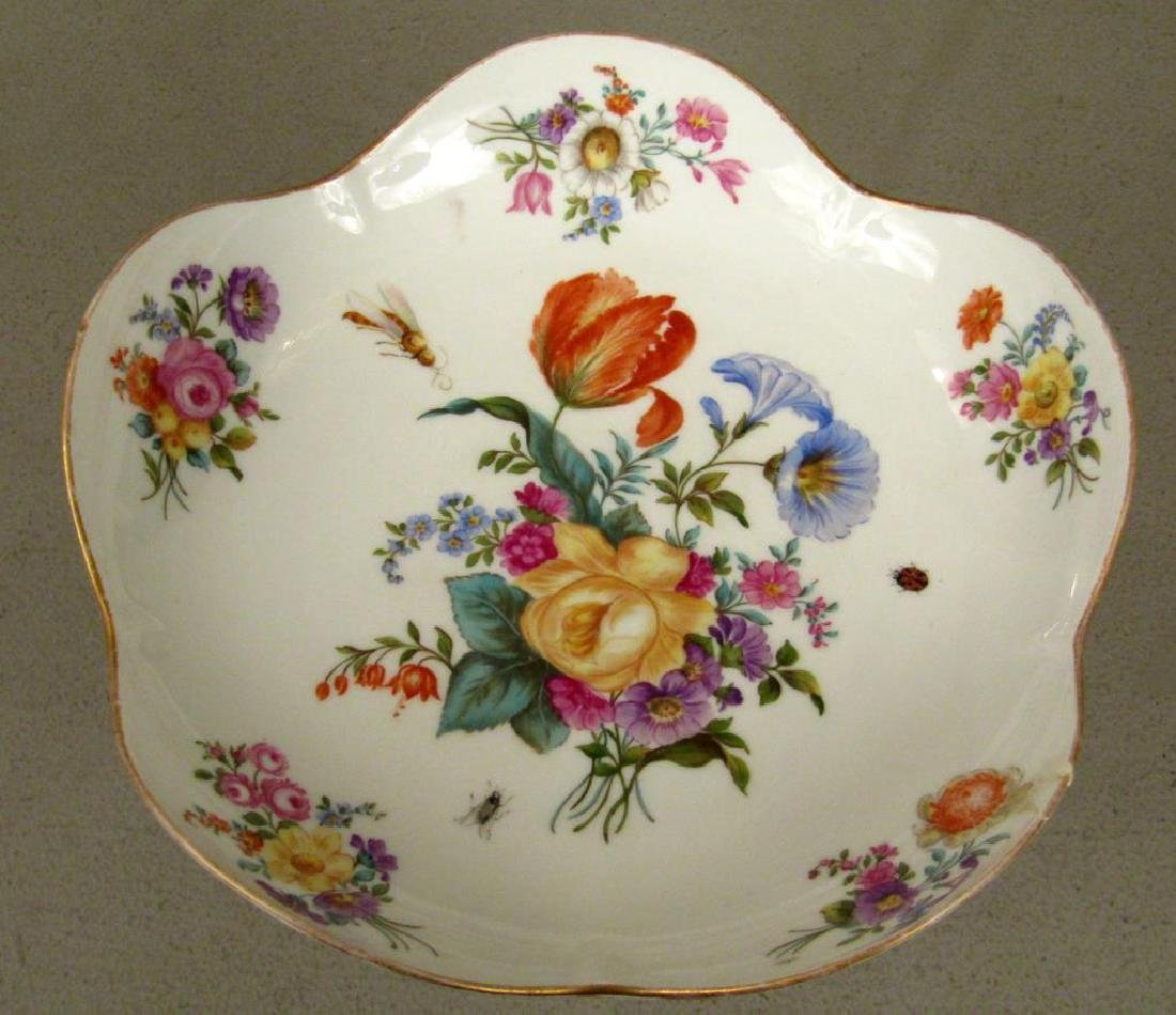 Assorted Meissen Porcelain Articles - 4