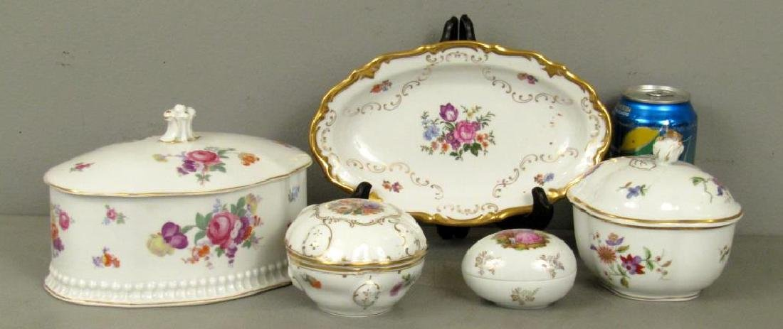 5 Assorted Porcelain Articles - 2